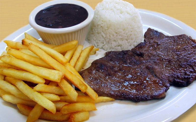 Mrs Potato Restaurant  Steak Cutlet with 3 sides Yelp