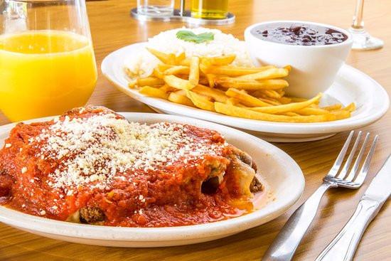 Mrs Potato Restaurant  Restaurante brasileiro Mrs Potato em Orlando