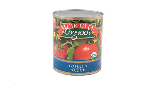 Muir Glen Tomato Sauce  Muir Glen Tomato Sauce AFDR