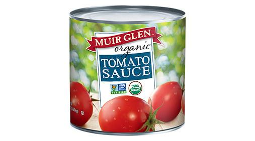 Muir Glen Tomato Sauce  Muir Glen Tomato Sauce