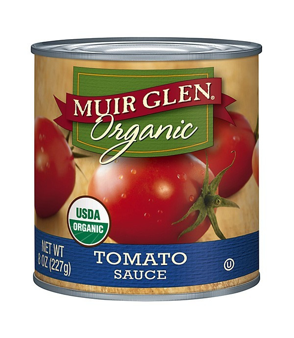 Muir Glen Tomato Sauce  [Muir Glen] Organic Tomato Sauce 8 oz Muir Glen M