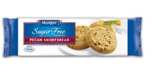 Murray Sugar Free Cookies  Murray Sugar Free Pecan Shortbread Cookies