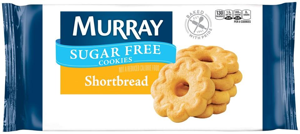 Murray Sugar Free Cookies  Murray Sugar Free Shortbread Cookies 6 Oz