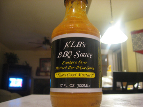 Mustard Based Bbq Sauce  Big Wayner s BBQ Blog
