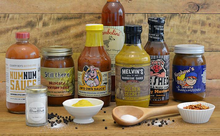 Mustard Based Bbq Sauce  Mustard Based BBQ Sauces