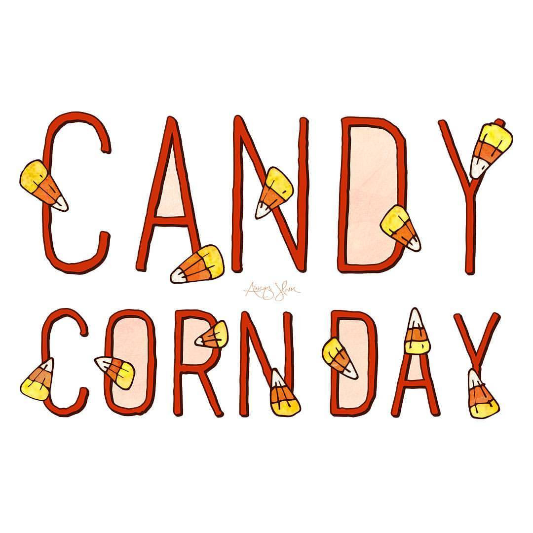 National Candy Corn Day  42 Best Candy Corn Day 2017 Greeting Ideas