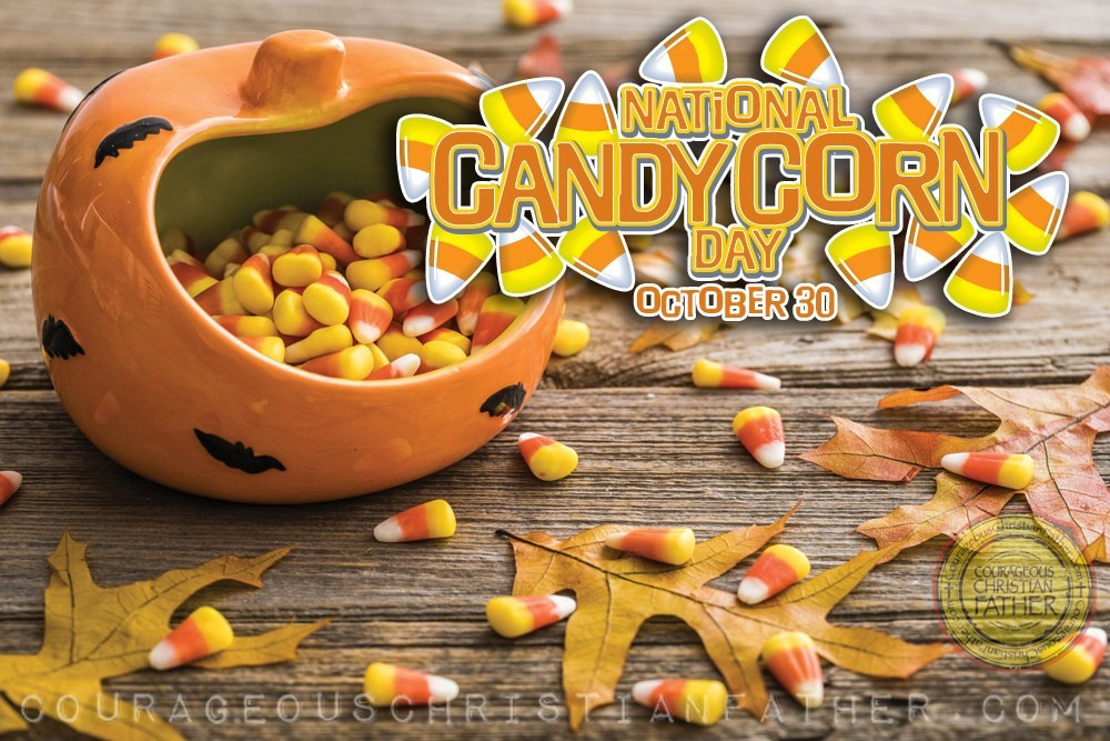National Candy Corn Day  National Candy Corn Day