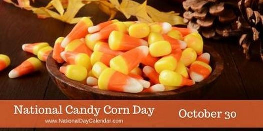 National Candy Corn Day  National Candy Corn Day October 30