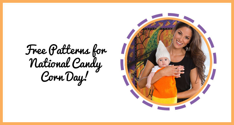 National Candy Corn Day  Free Patterns for National Candy Corn Day