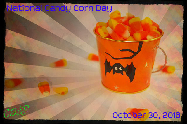 National Candy Corn Day  Crazy Days To Celebrate October 30 2016