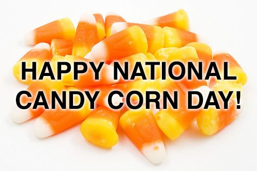 National Candy Corn Day  Tips & Tutorials