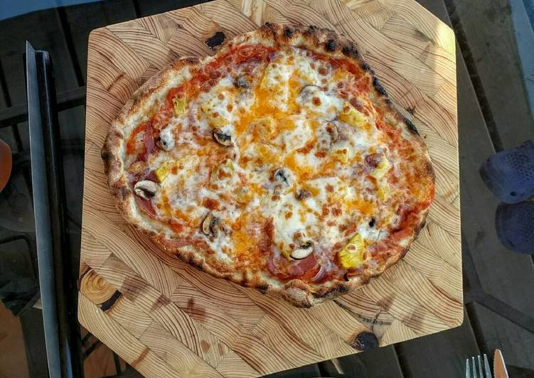 Neapolitan Pizza Dough Recipe  Neapolitan Pizza Dough Recipe by RiceCake Cookpad