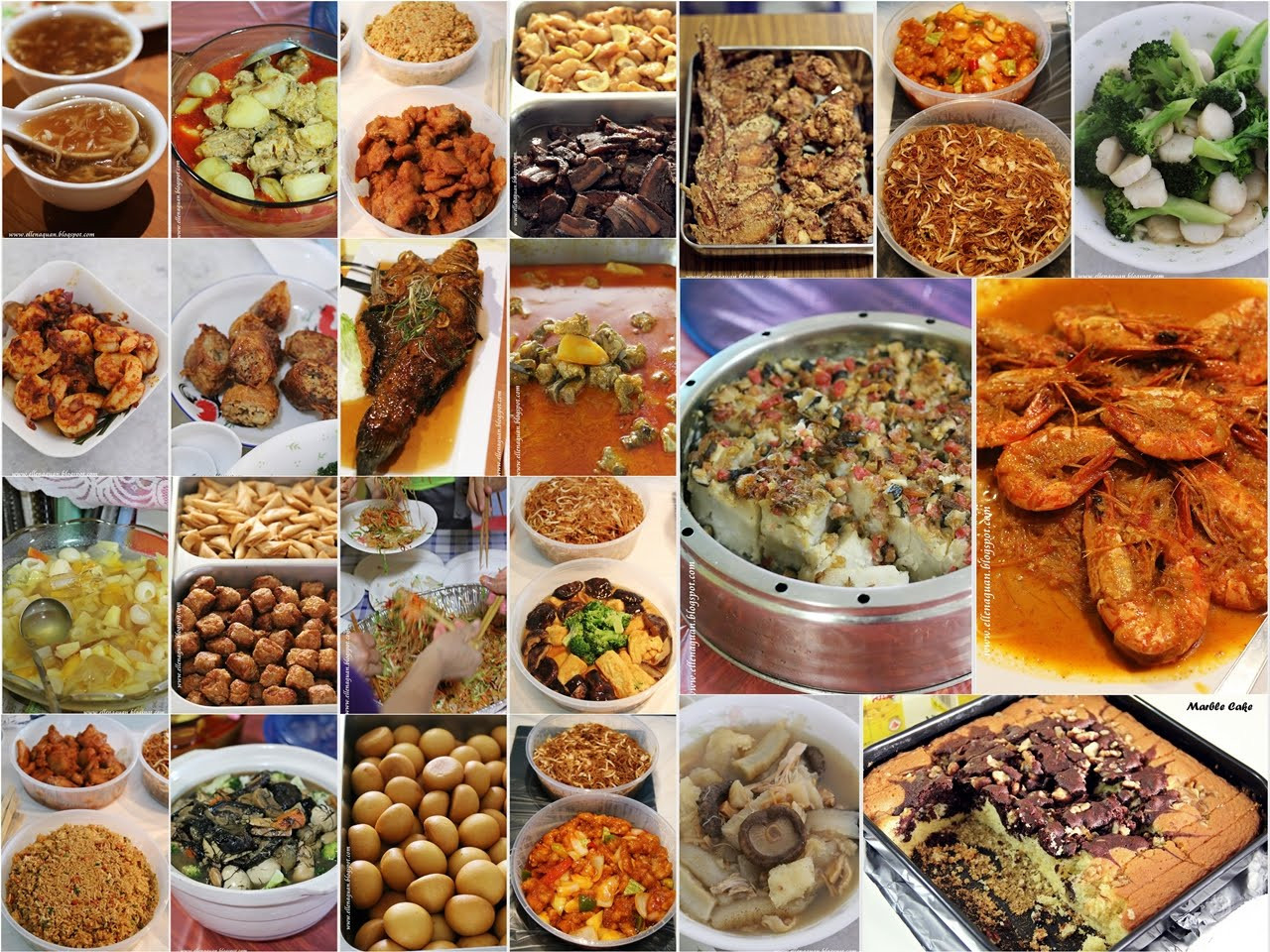 New Year Day Dinner Ideas  Food Recipes What we EAT during Chinese New Year