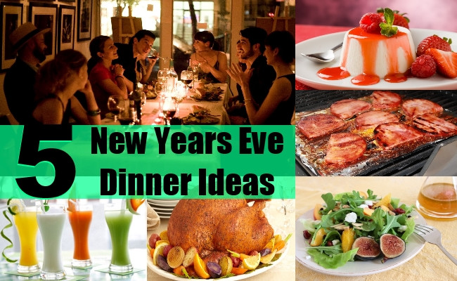 New Year Day Dinner Ideas  The Perfect New Years Eve Dinner Ideas For Perfect New