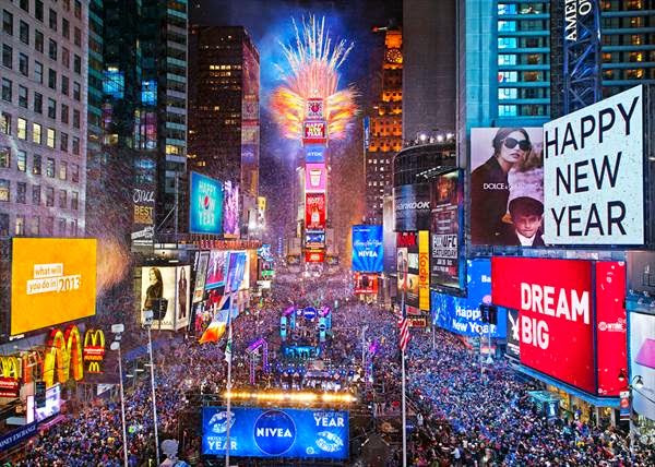 New Year'S Eve Dinner Nyc 2018  Nouvel An 2019 à New York Conseils bons plans offres