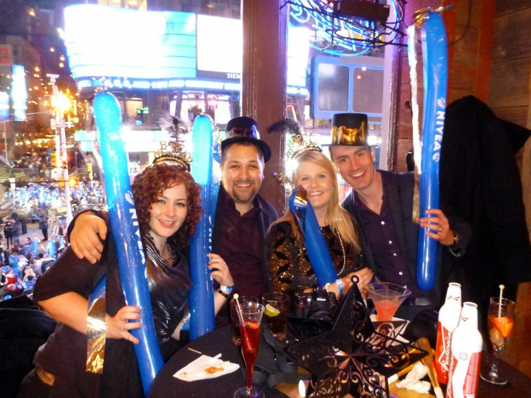 New Year'S Eve Dinner Nyc 2018  REVIEW NYE 2013 in NYC – Bubba Gump Shrimp Co