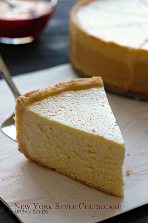 New York Style Cheesecake Recipe Cheesecake Factory  new york style cheesecake