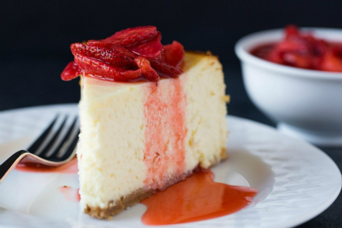 New York Style Cheesecake Recipe Cheesecake Factory  Restaurant Copycat Recipes Recipe