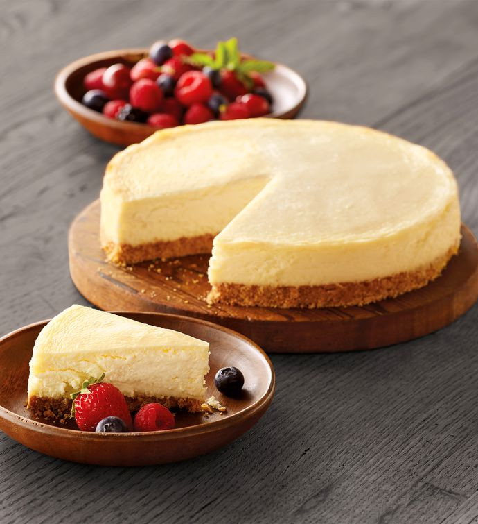 New York Style Cheesecake Recipe Cheesecake Factory  Signature New York Style Cheesecake