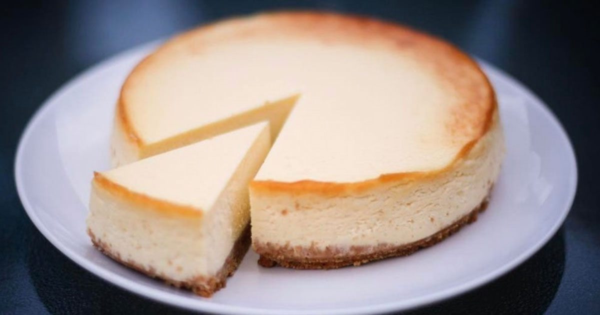 New York Style Cheesecake Recipe Cheesecake Factory  Make Cheesecake Factory s Famous New York Cheesecake Right