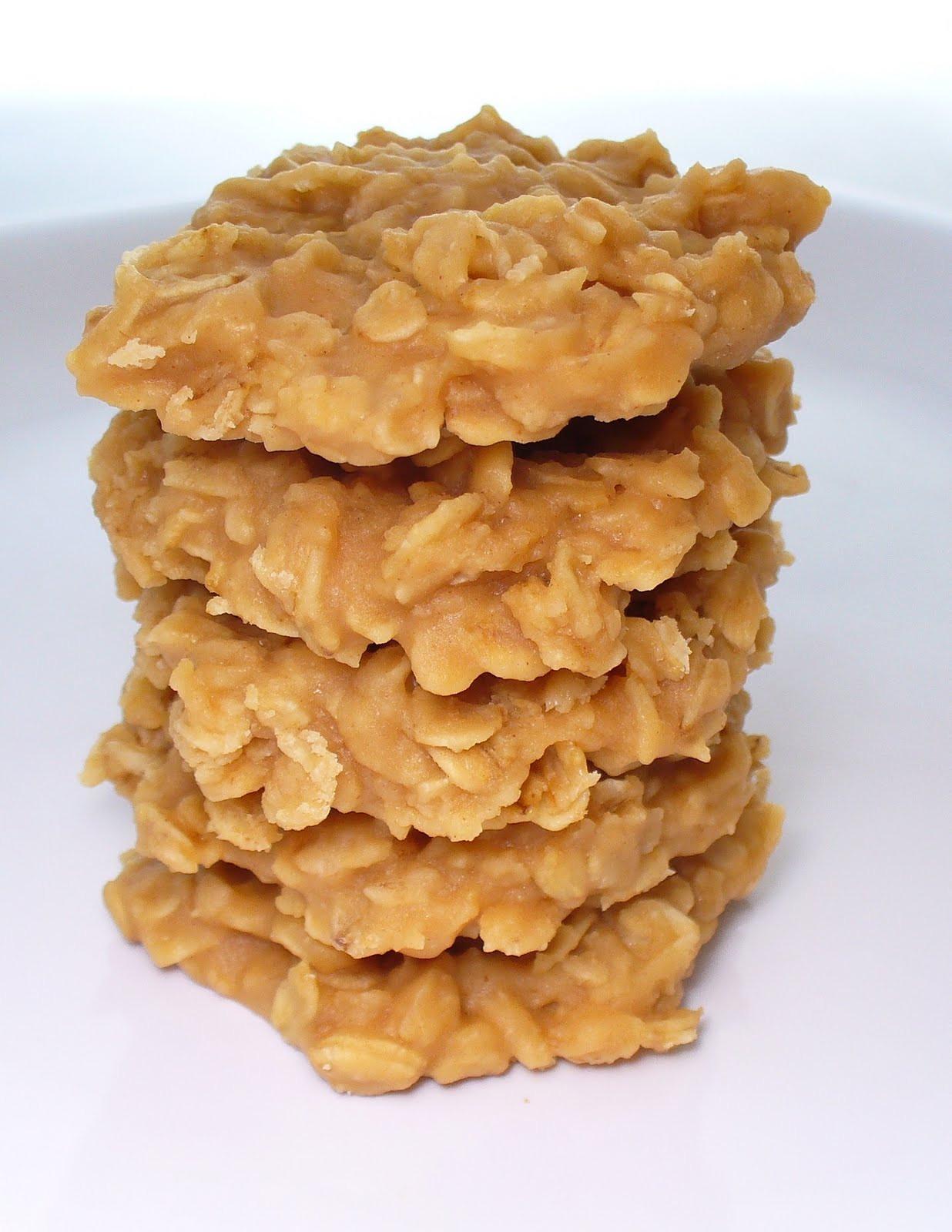 No Bake Cookies Peanut Butter  Leenee s Sweetest Delights Peanut Butter No Bake Cookies