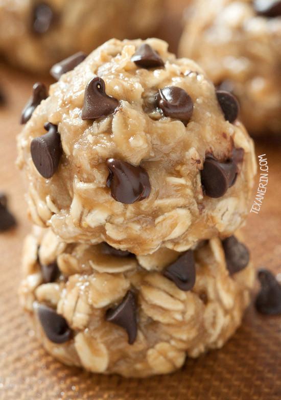 No Bake Cookies Peanut Butter  No bake Peanut Butter Cookies vegan gluten free whole