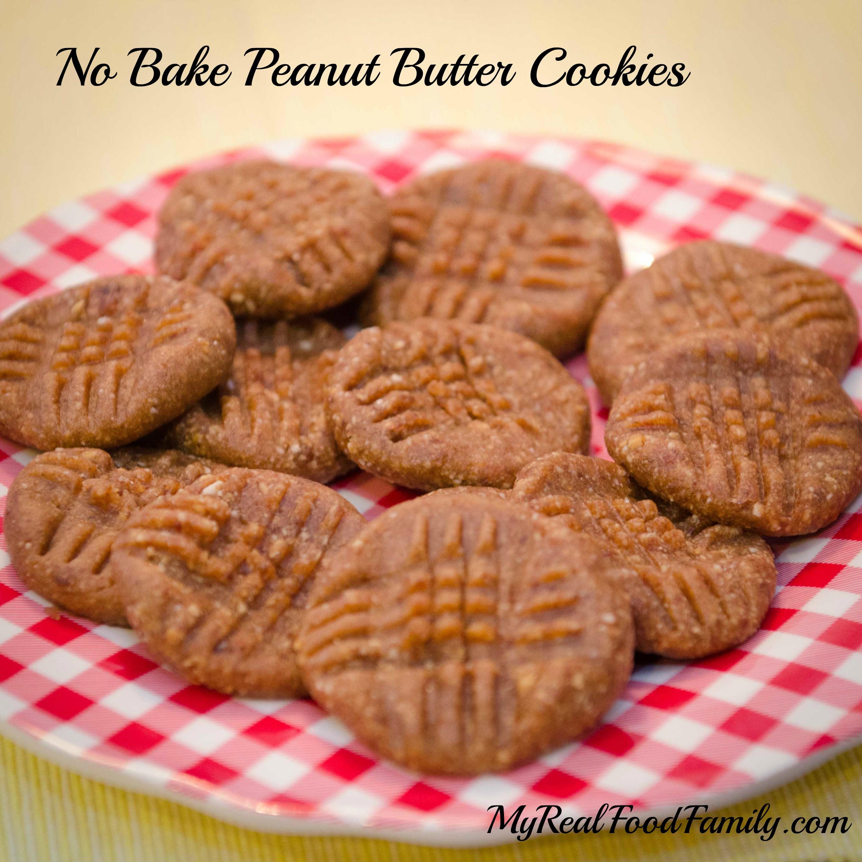 No Bake Cookies Peanut Butter  No Bake Peanut Butter Cookies