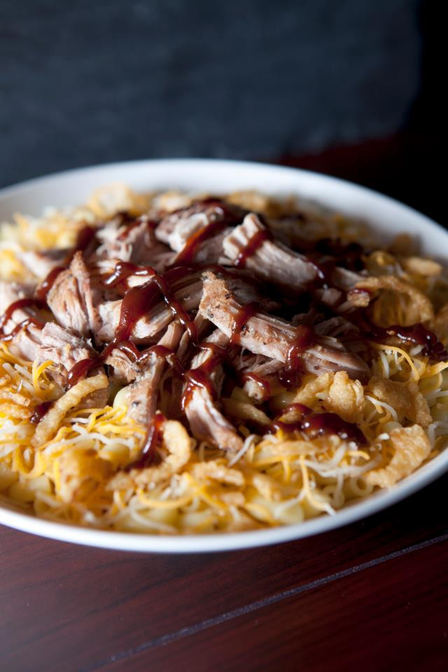 Noodles And Company Mac And Cheese Recipe  Noodles and pany Giveaway and BBQ Pork Mac and Cheese