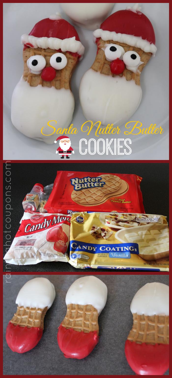 Nutter Butter Cookies  Santa Nutter Butter Cookies
