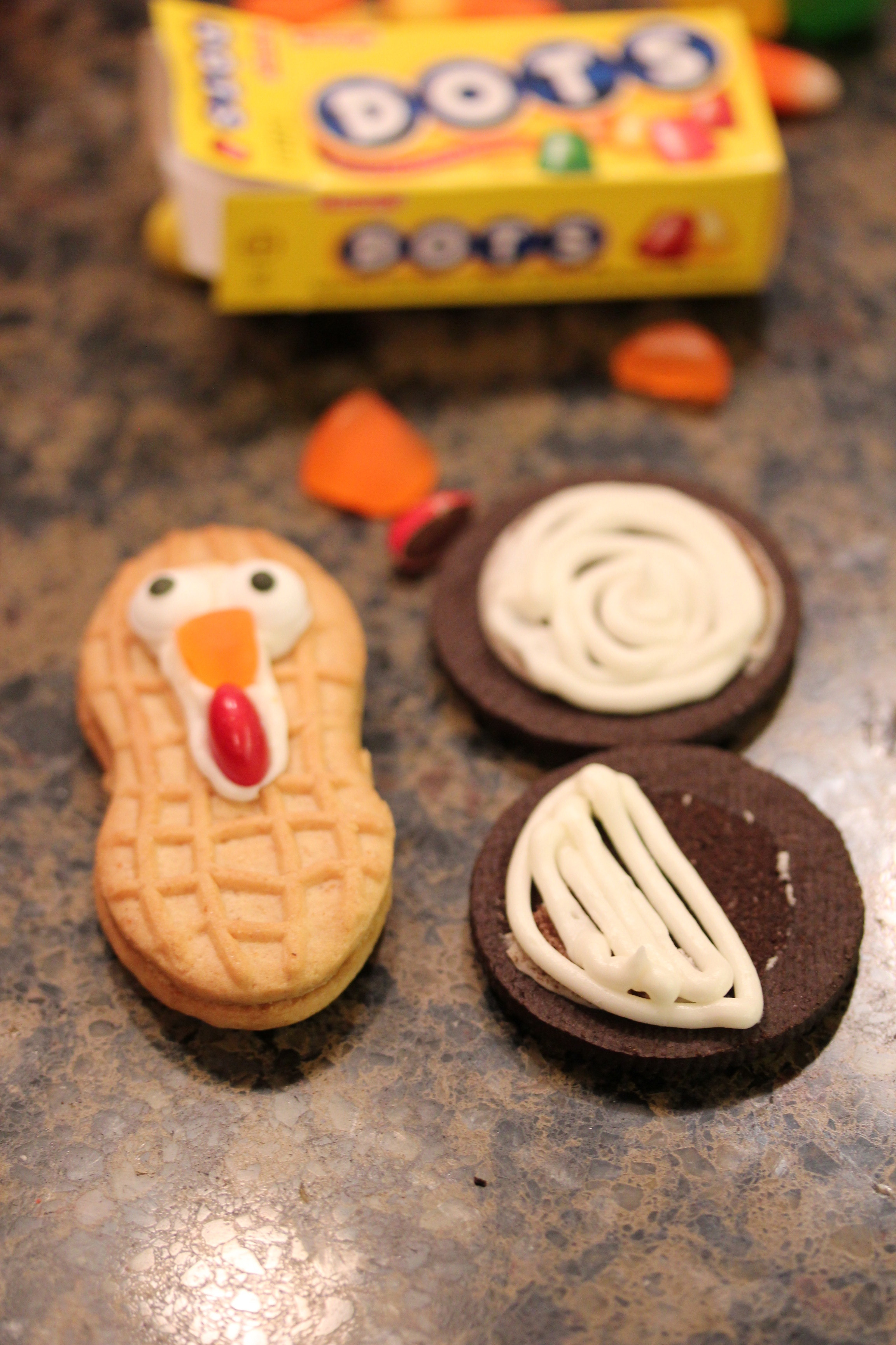 Nutter Butter Cookies  Nutter Butter Turkey Cookies for Thanksgiving Frugal Bites