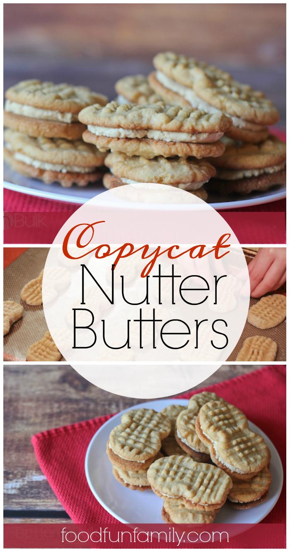 Nutter Butter Cookies  Nutter Butter Copycat Cookies Recipe Better in Bulk