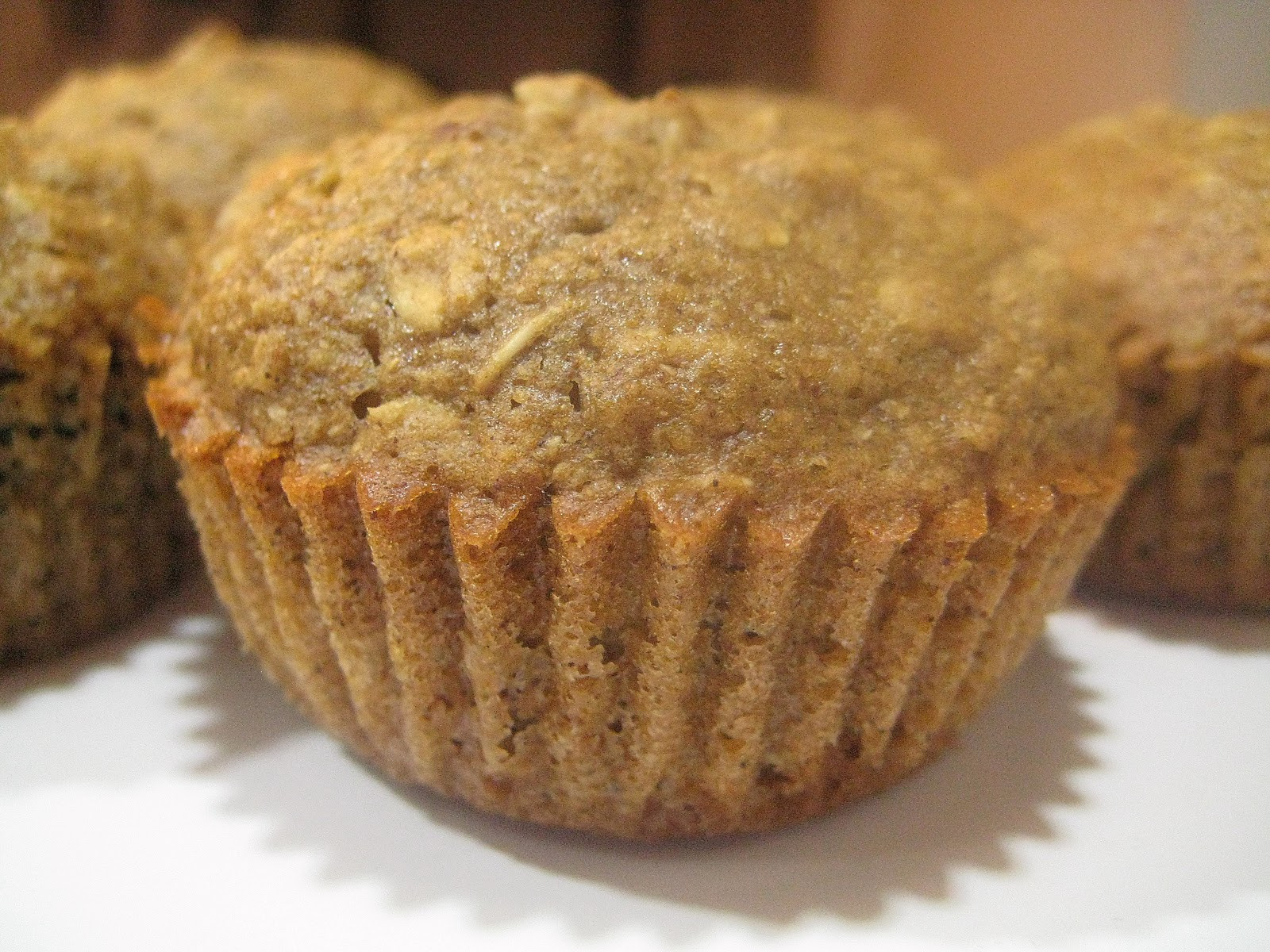 Oatmeal Applesauce Muffins  A Bitchin Kitchen Applesauce Oatmeal Muffins