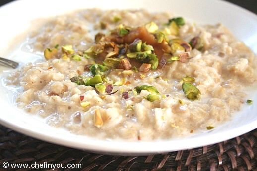 Oatmeal Recipes For Weight Loss  oats porridge recipe for weight loss