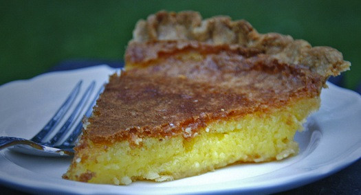 Old Fashioned Chess Pie  Old Fashioned Southern Chess Pie