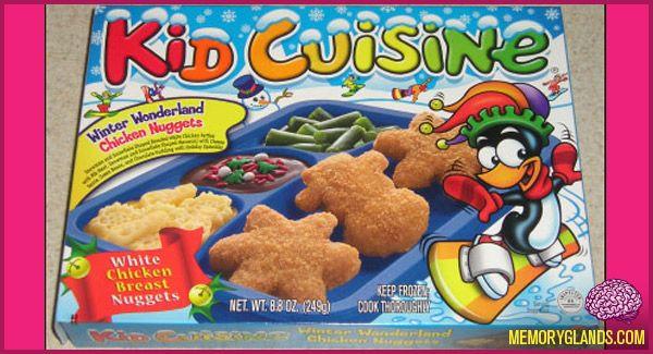 Old Frozen Dinner Brands  funny tv dinner kid cuisine meal photo