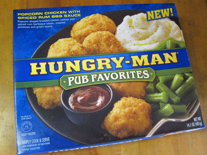 Old Frozen Dinner Brands  What s your favourite TV dinner Sherdog Forums