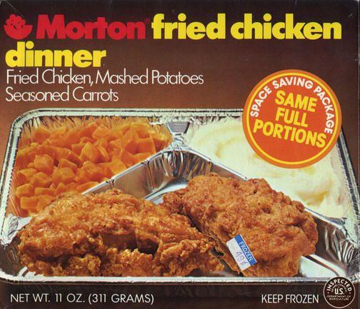 Old Frozen Dinner Brands  13 best tv dinners images on Pinterest