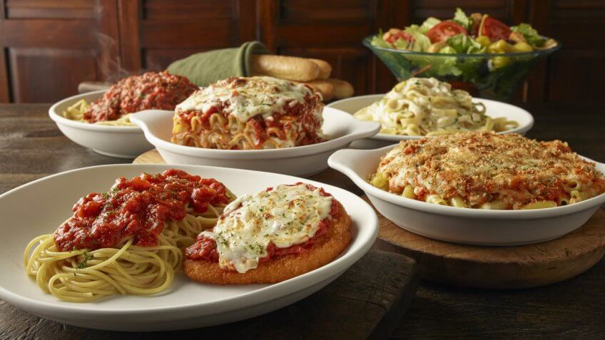 Olive Garden Early Dinner Special  10 Best Early Bird Specials You Can't Afford to Miss
