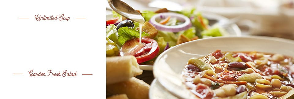 Olive Garden Early Dinner Special  Early Dinner Duos Specials