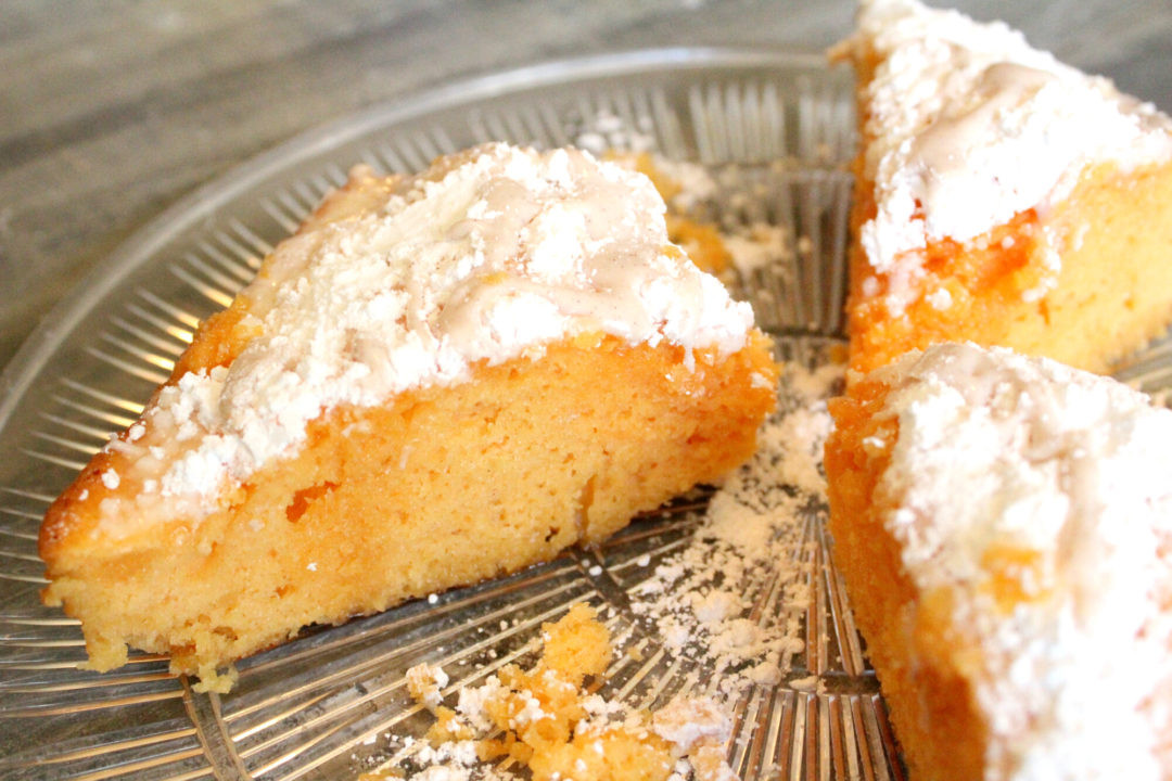 Orange Juice Cake  Sweet Teal Orange Juice Cake