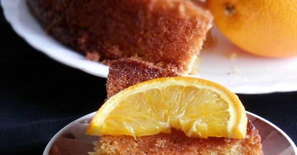 Orange Juice Cake  Easy Orange Juice Cake Orange Cake