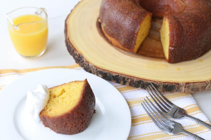 Orange Juice Cake  Orange Juice Cake Recipe Sunday Supper A Southern