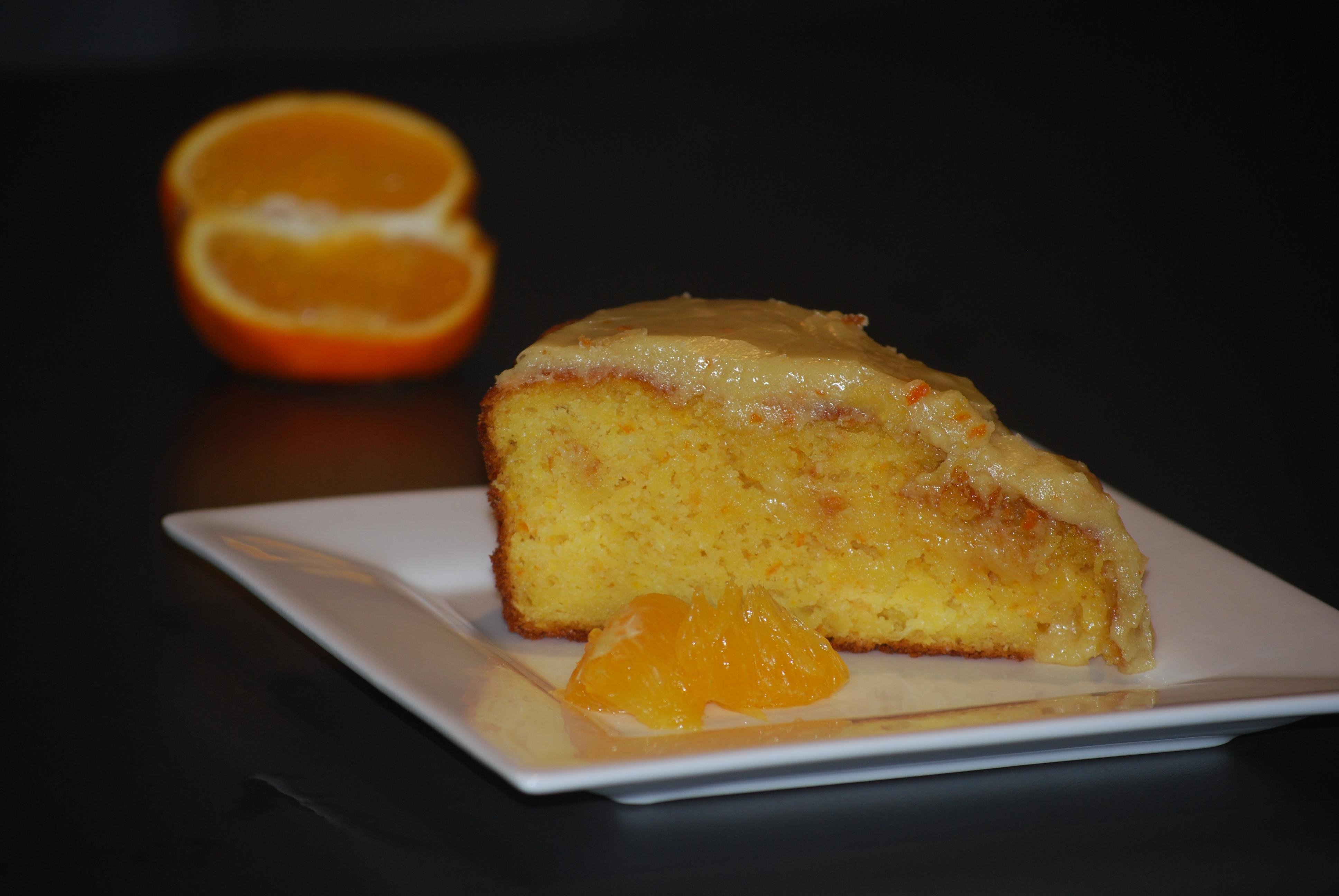 Orange Juice Cake  Easy Peasy Orange Cake
