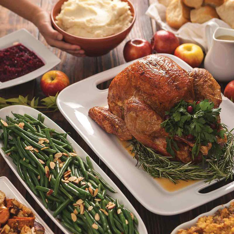 Order Thanksgiving Dinner Safeway  Kathleen Hill Chesapeake Bay fundraising vineyard tips