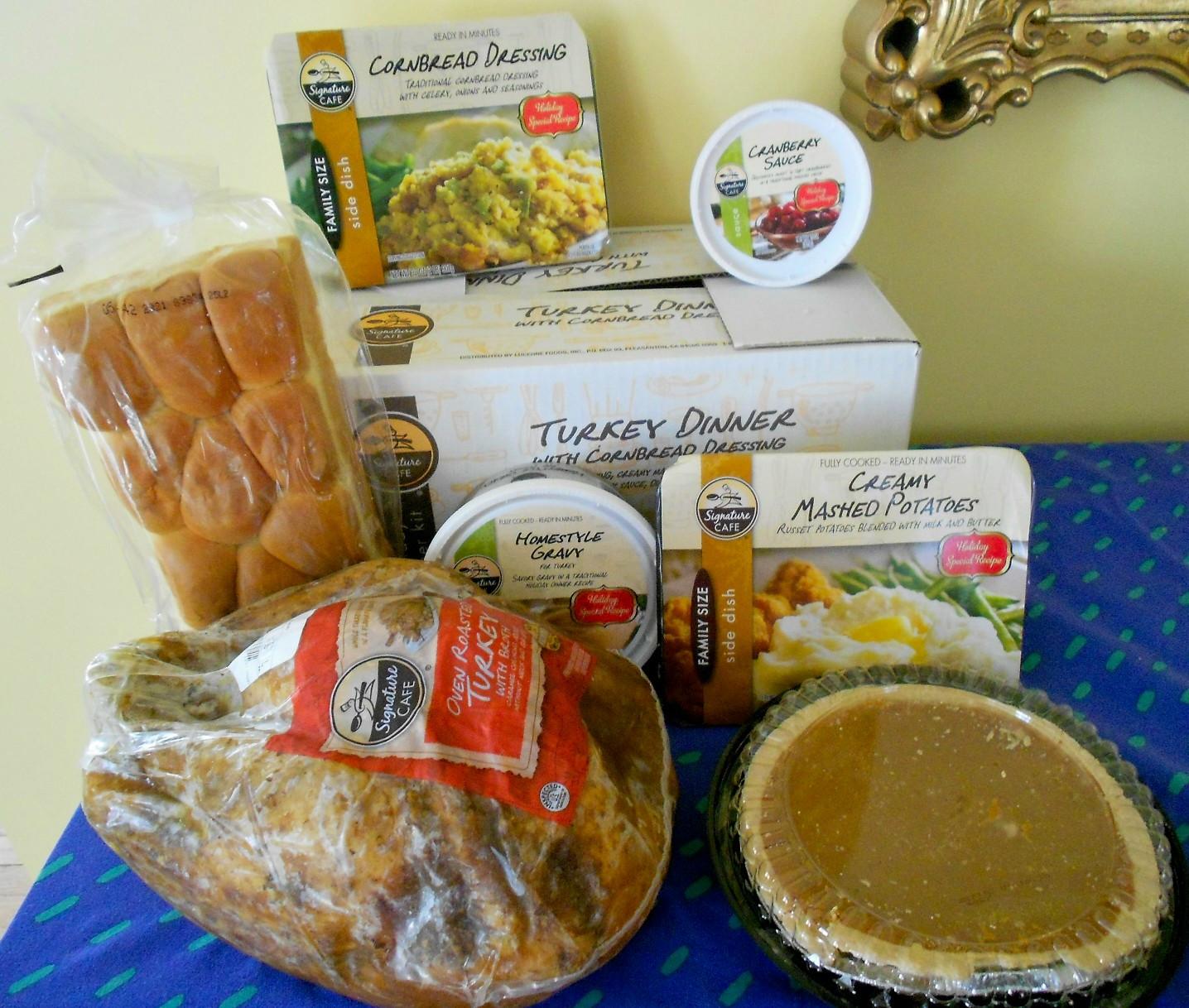 Order Thanksgiving Dinner Safeway  Safeway Thanksgiving Dinner 2016safeway Thanksgiving