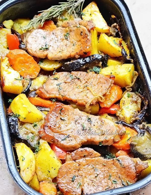Oven Roasted Pork Chops  Oven Baked Pork Chops