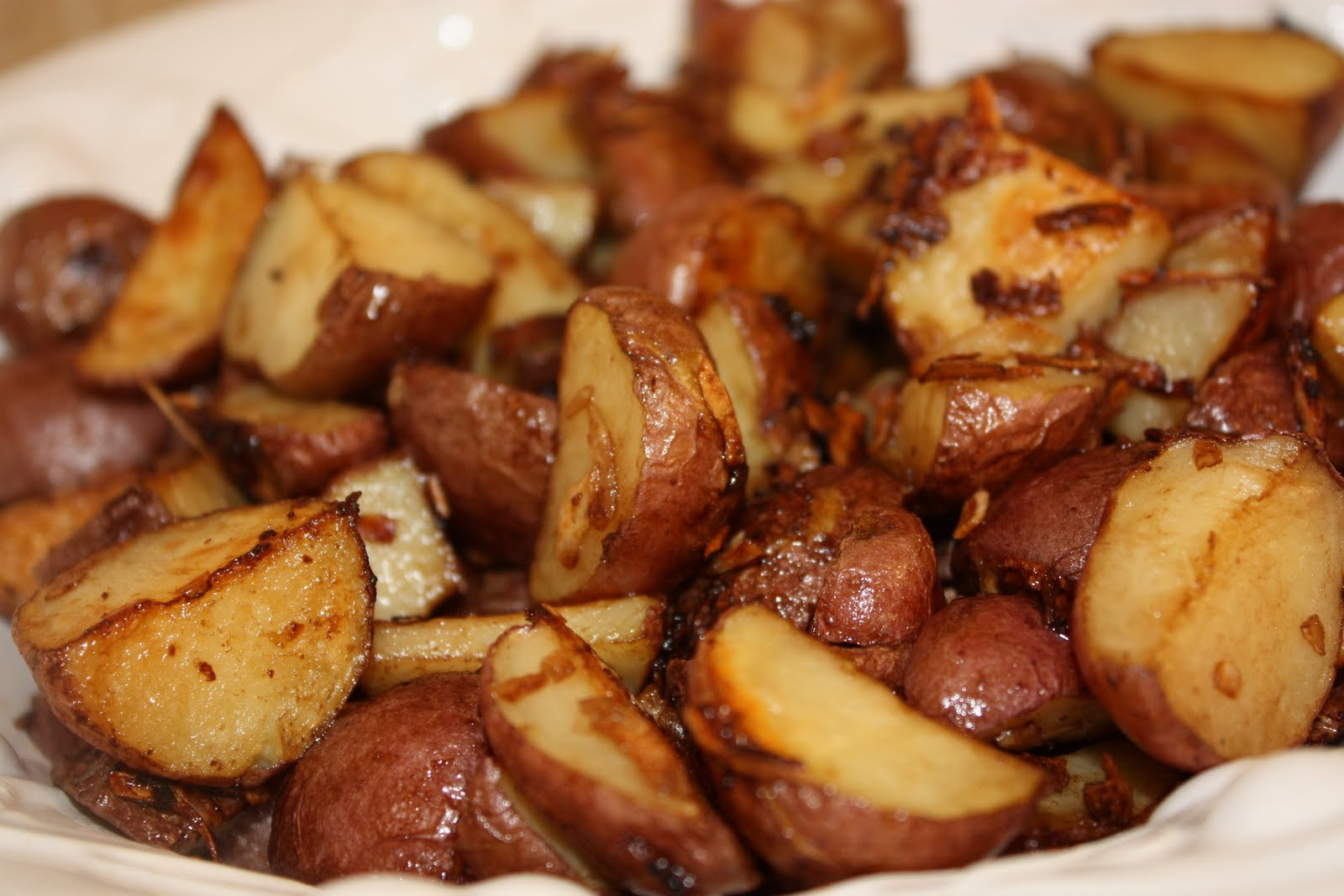 Oven Roasted Red Potatoes  EVERYDAY SISTERS Oven Roasted Red Potatoes