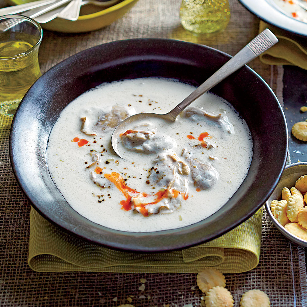 Oyster Stew Recipe  Classic Oyster Stew Recipe