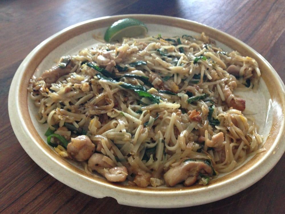 Pad Thai Austin  Chicken pad thai Yelp