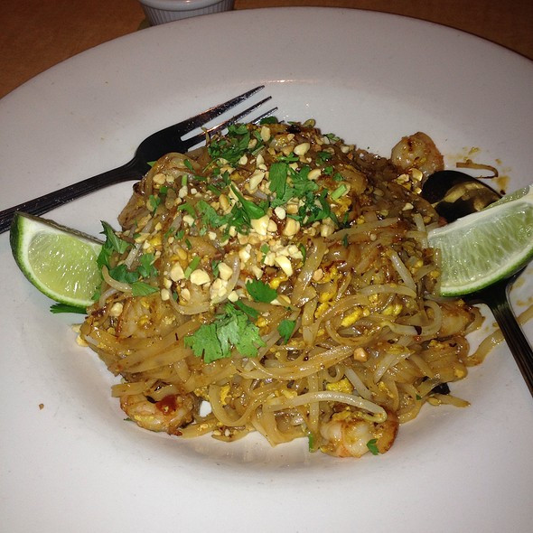 Pad Thai Austin  Kona Grill Austin Restaurant Austin TX